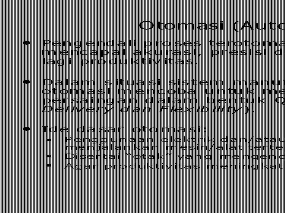 Ir.Bambang Risdianto MM Teknik Industri - UIEU 30