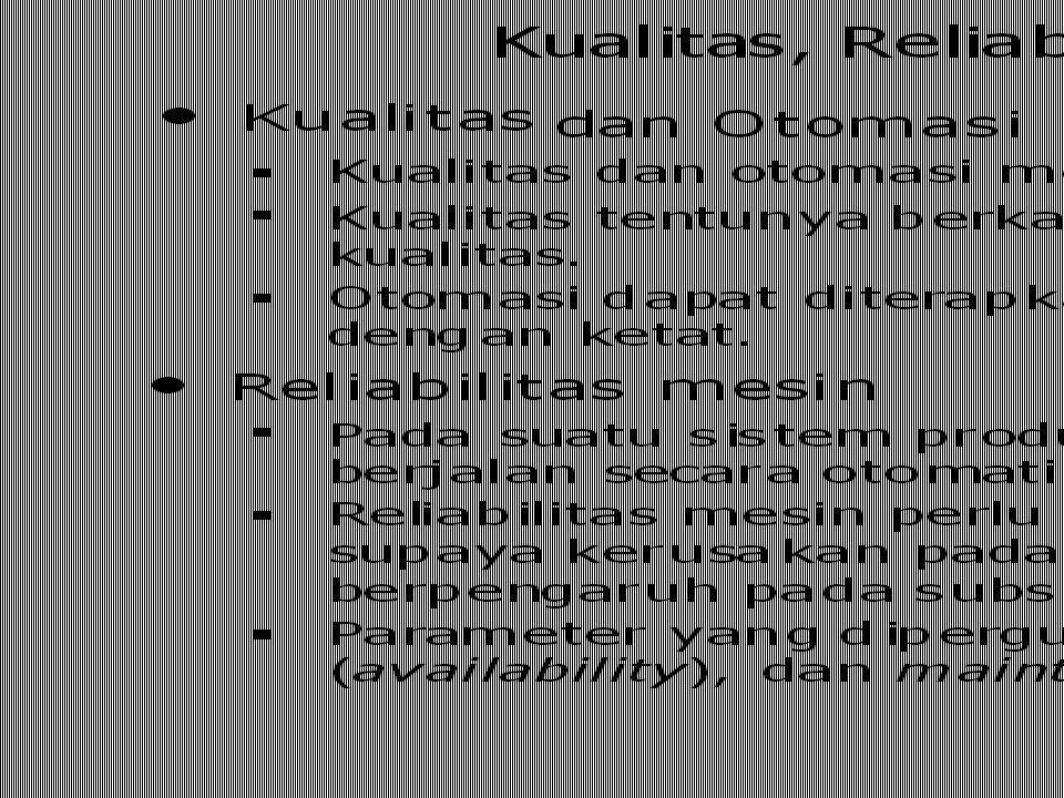 Ir.Bambang Risdianto MM Teknik Industri - UIEU 33