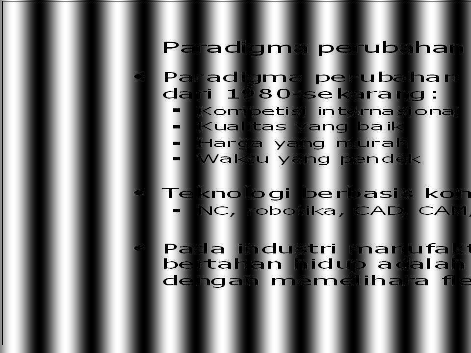 Ir.Bambang Risdianto MM Teknik Industri - UIEU 69