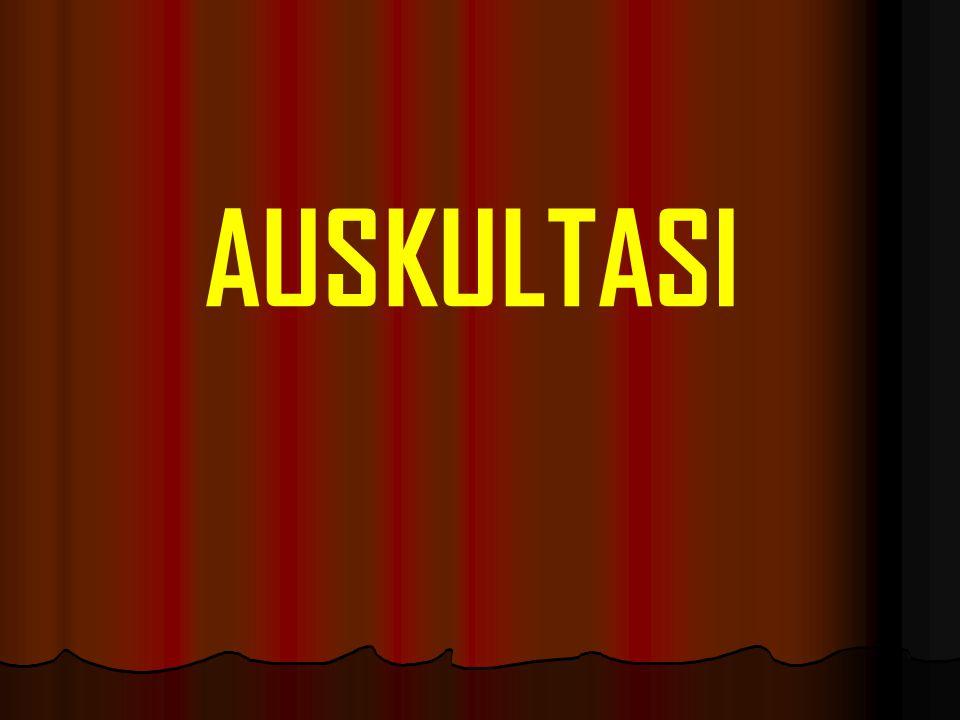 AUSKULTASI