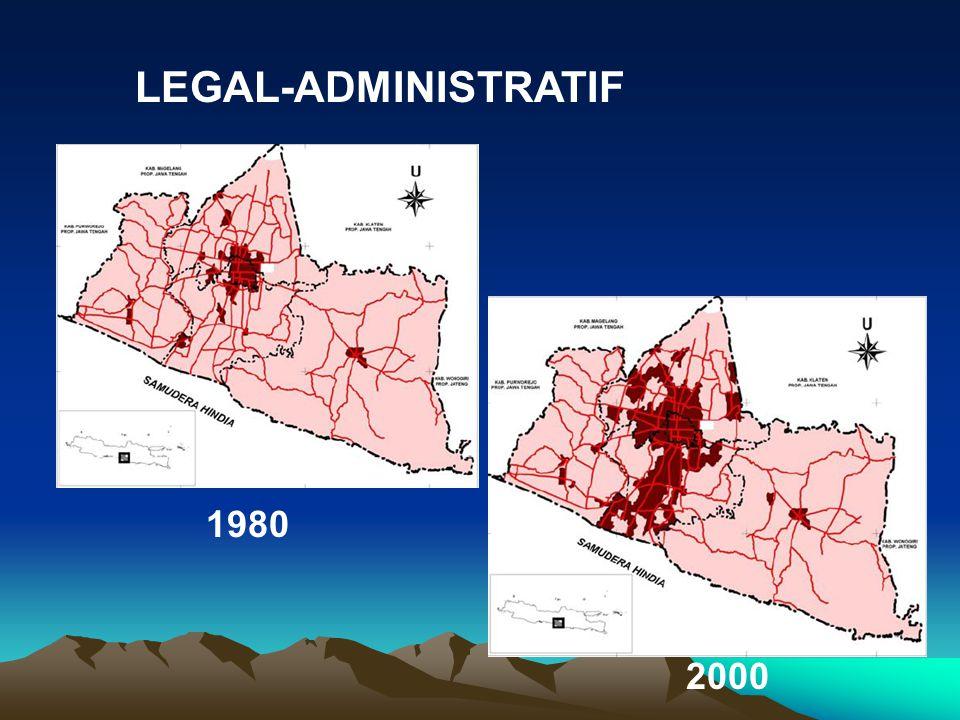 1980 2000 LEGAL-ADMINISTRATIF