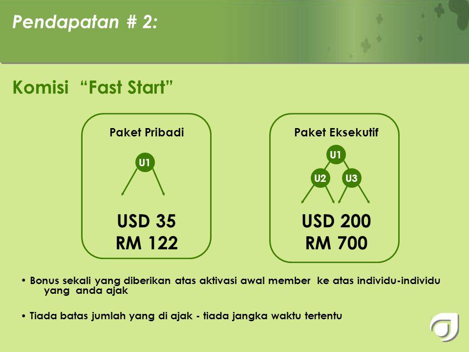 Pendapatan # 1: Jualan produk Pendapatan # 1: Jualan produk 20% Berdasarkan kepada harga yang disarankan oleh perusahaan
