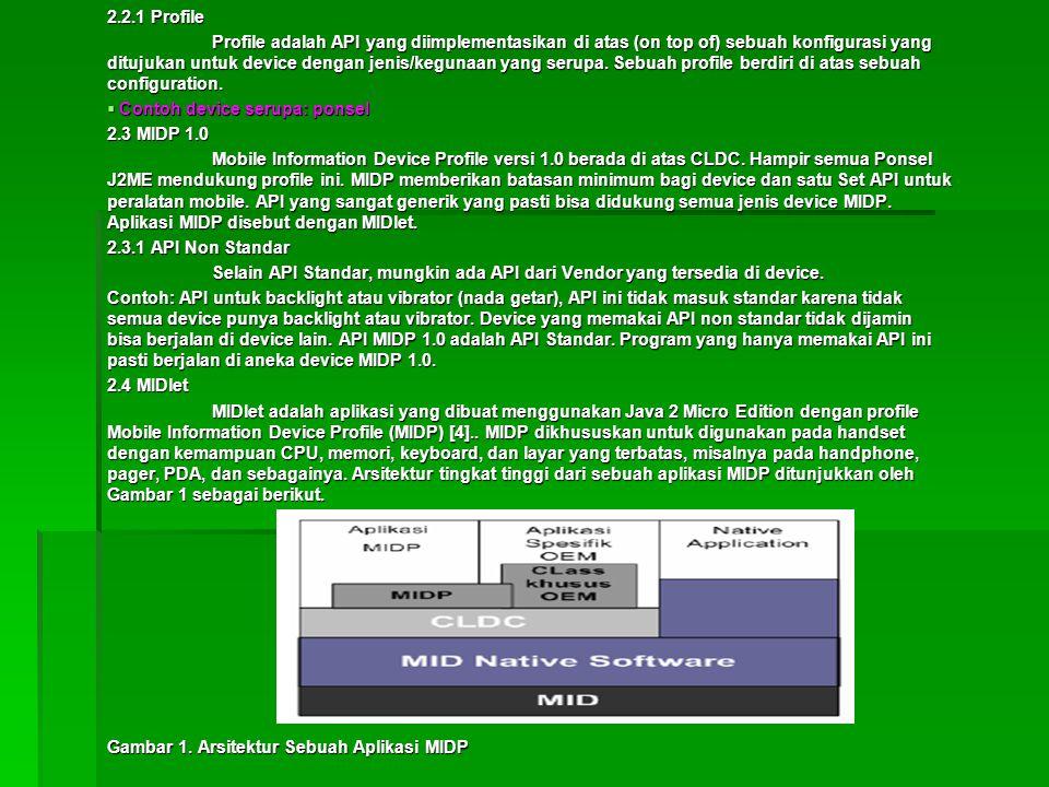 4.6.1 Tambah dan Kurang Command Pada objek dapat ditambahkan objek-objek yang dibuat dari kelas Command.
