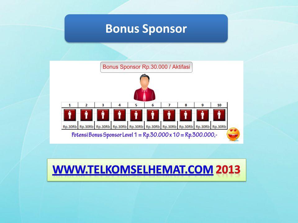 Bonus Powerline Bonus Powerline Keterangan Yang istimewa pada Sistem TelkomselHemat.Com adalah powerline dan matching bonus.