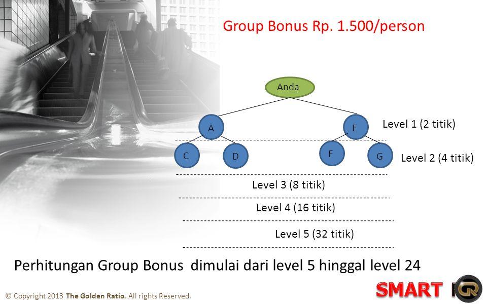 Group Bonus Rp.