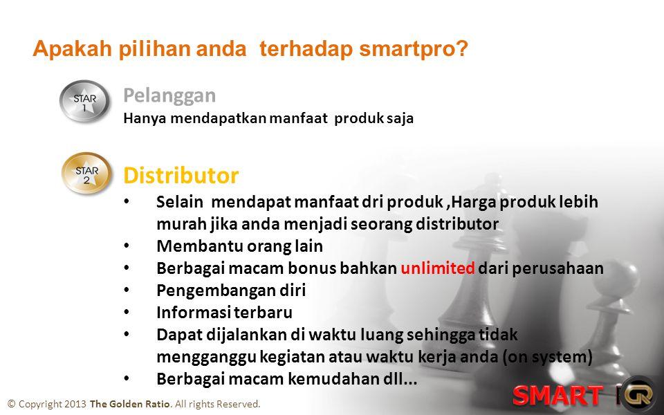 Apakah pilihan anda terhadap smartpro.