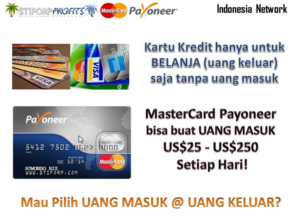 Kalau anda sudah ikut Bisnis MLM lainnya, Affiliasi di ClickBank, Amazon, Paydotcom dan lain-lain, bisa memanfaatkan STIFORP untuk Tools Marketing Bisnis Online anda tersebut Indonesia Network
