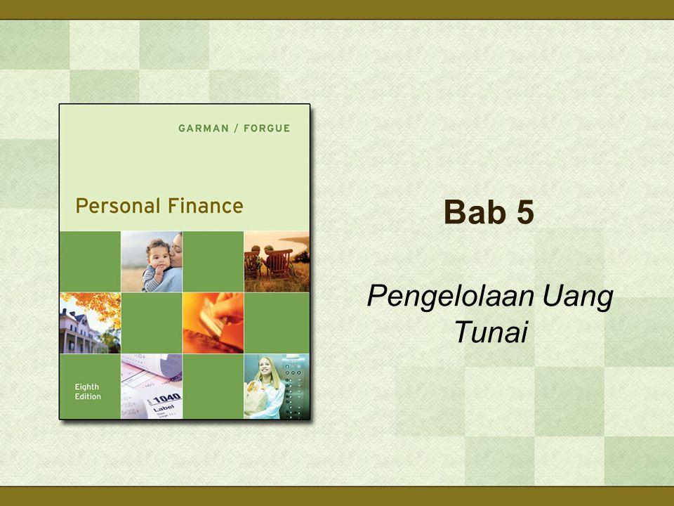 Bab 5 Pengelolaan Uang Tunai