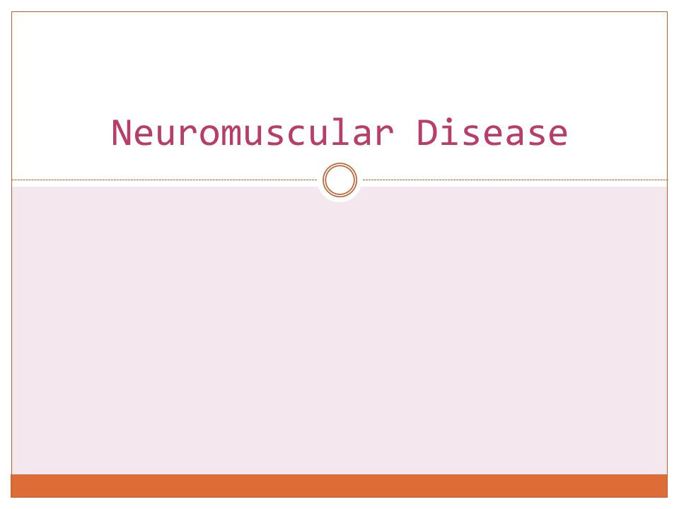 1. Cerebrovascular disease