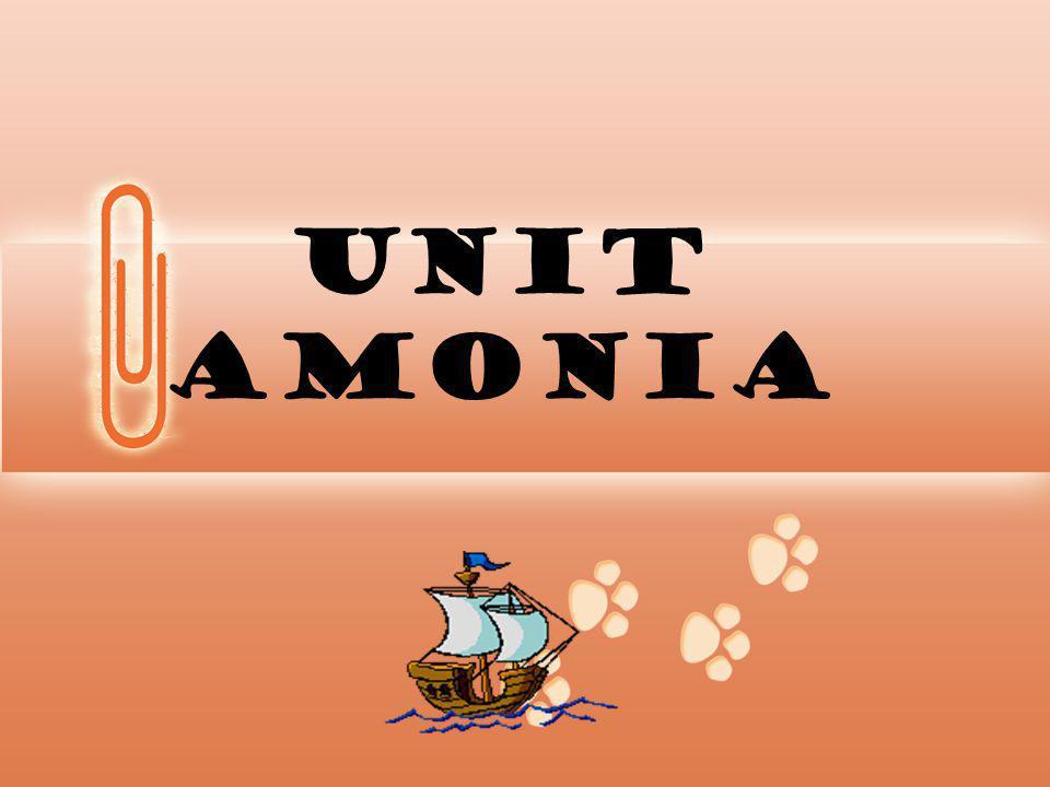 UNIT AMONIA