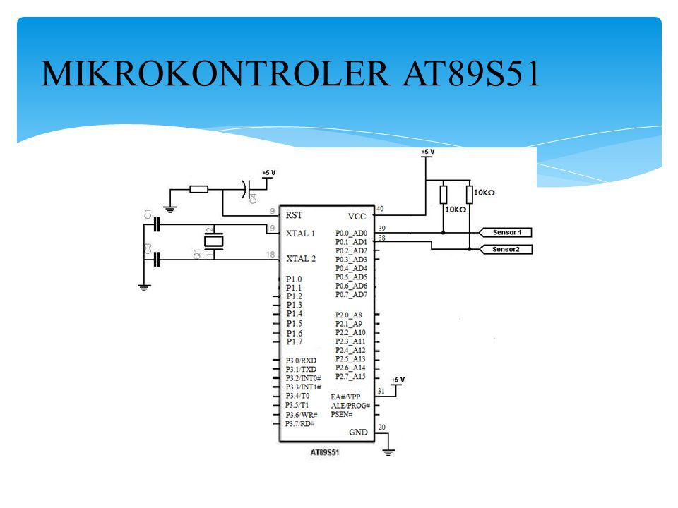 MIKROKONTROLER AT89S51