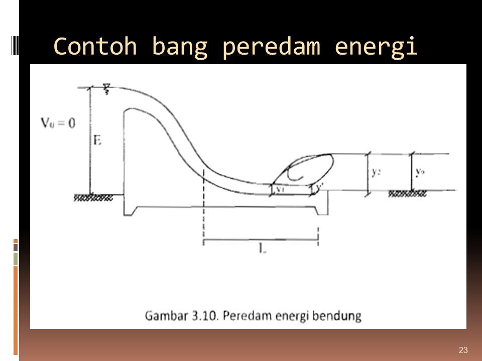 Contoh bang peredam energi 23