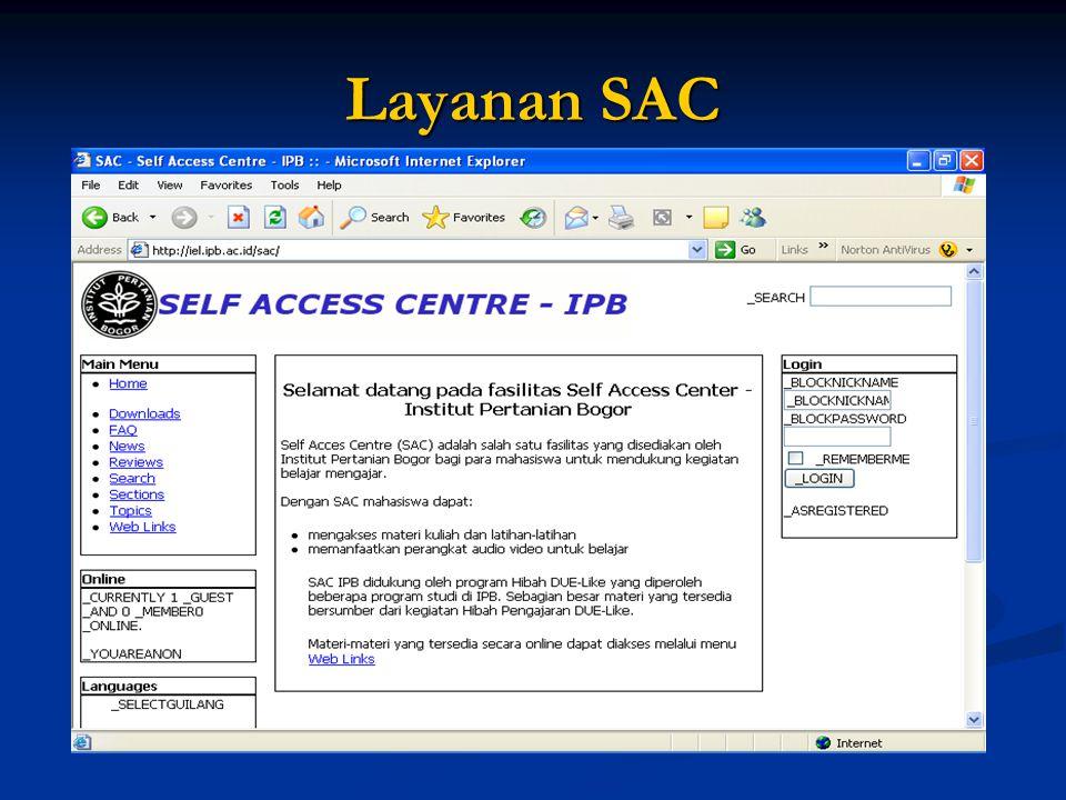 Layanan SAC