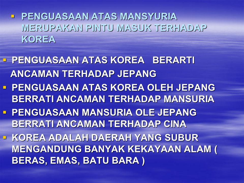 C. PETA TENTANG KOREA