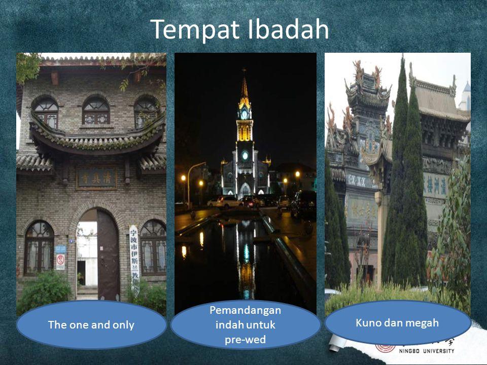 Tempat Ibadah The one and only Pemandangan indah untuk pre-wed Kuno dan megah