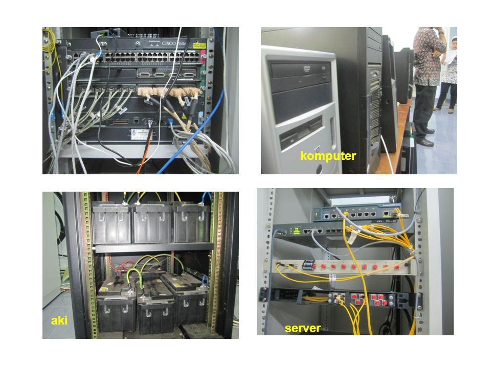 aki komputer server