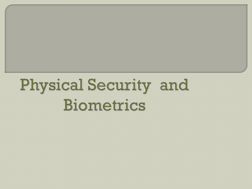 Physical security adalah Tindakan atau cara yang dilakukan untuk mencegah atau menanggulangi dan menjaga hardware, program, jaringan dan data dari bahaya fisik dan kejadian yang dapat menyebabkan kehilangan yang besar atau kehancuran.