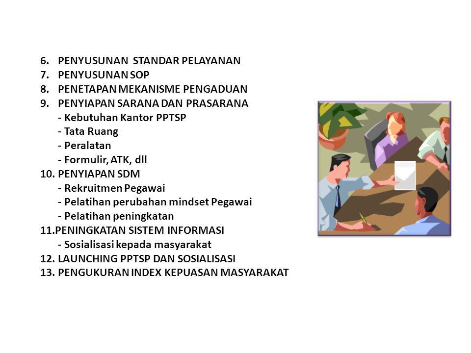 1.PENYAMAAN PERSEPSI TENTANG PPTSP - Arahan Kepala Daerah tentang Kebijakan Nasional (Permendagri No. 24/2006, Undang-Undang No. 25/2007, PP No. 41/20