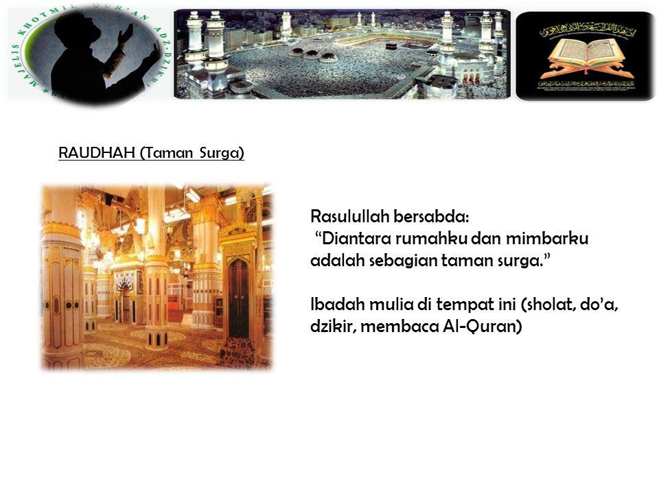Adalah salah satu dari dua kota suci umat Islam, disebut juga Madinah an-Nabi (Madinah kota Nabi), Madinah ar-Rasul (Madinah Kota Rasul). Dari kota in