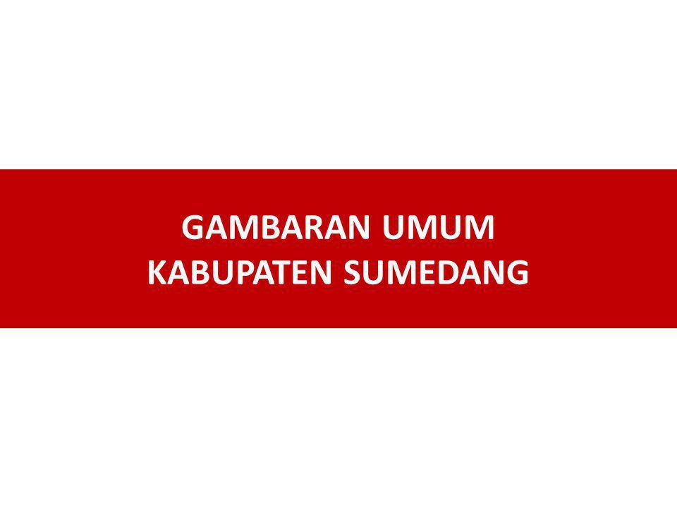 GAMBARAN UMUM KABUPATEN SUMEDANG