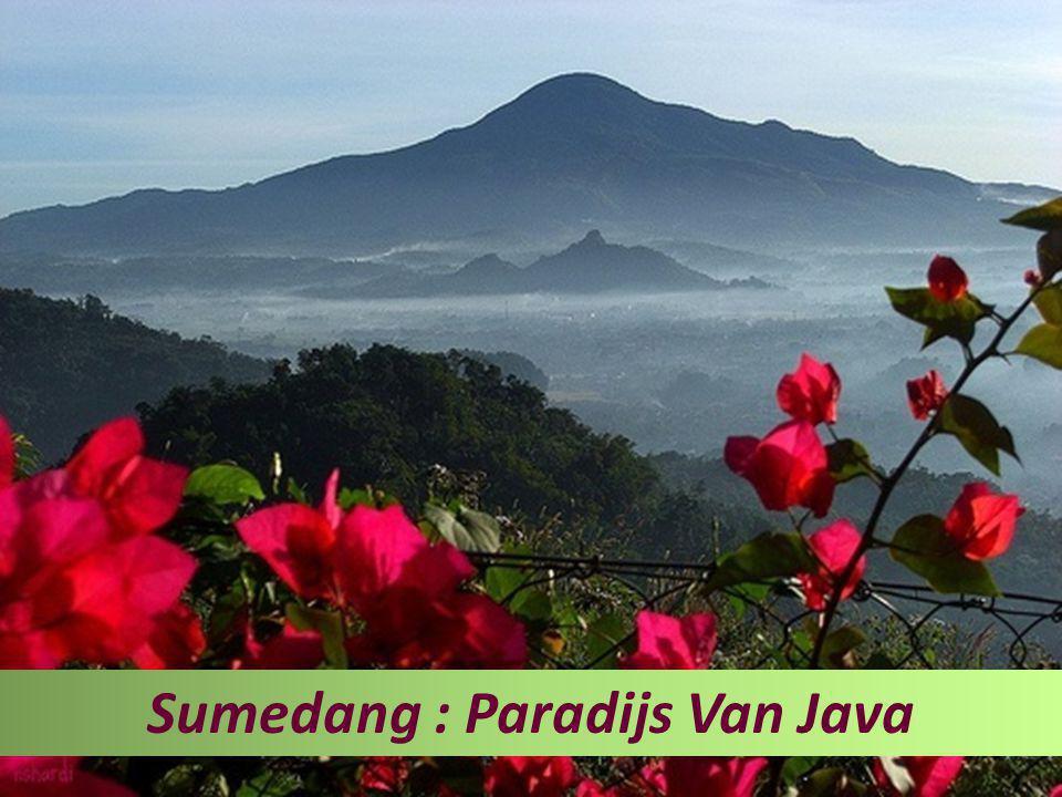 Sumedang : Paradijs Van Java