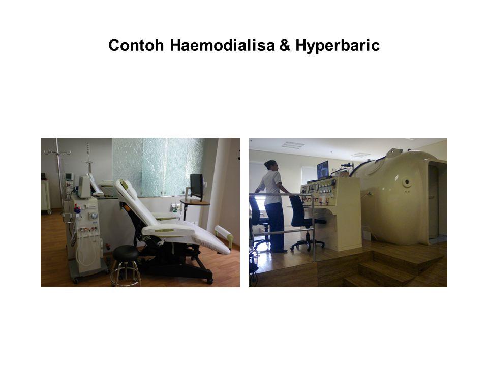 Contoh Haemodialisa & Hyperbaric