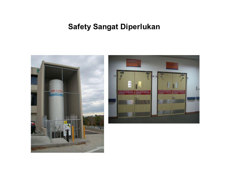 Safety Sangat Diperlukan