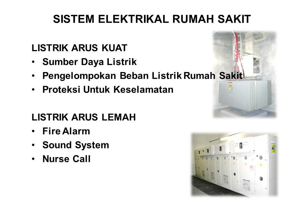 Kebocoran Arus Pada Instalasi Listrik Secara Umum Diterapkan di instalasi umum, 300 mA, 0.4 s Dengan pengenal arus sisa