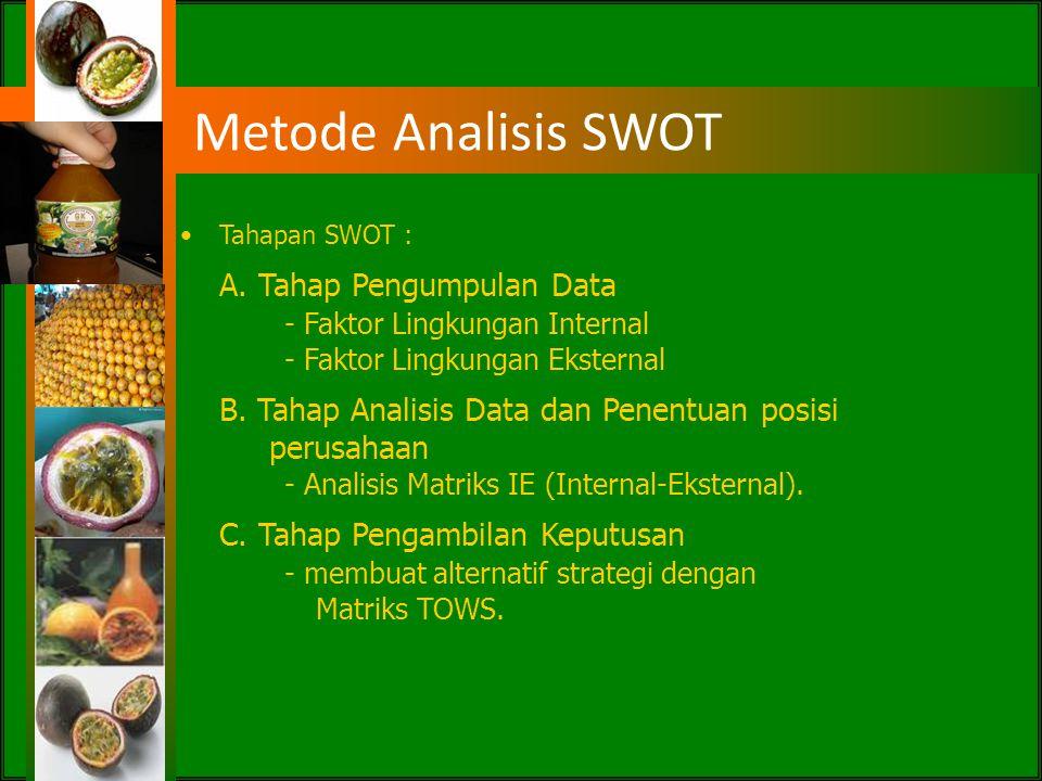 Analisis QFD (Quality Function Deployment) HOUSE OF QUALITY (HOQ) E. Hubungan Teknis C. Tanggapan Teknis D. Hubungan Keterkaitan (tanggapan atas kebut