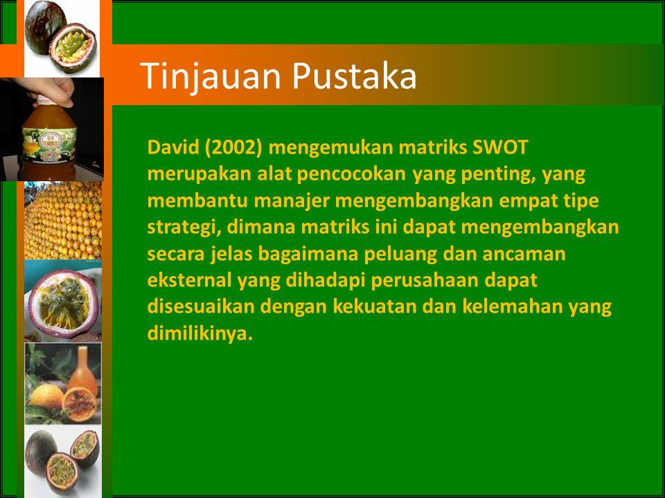 Tinjauan Pustaka GMP (Thaheer, 2005) merupakan suatu pedoman cara memproduksi makanan yang baik dengan tujuan agar produsen memenuhi persyaratan-persy