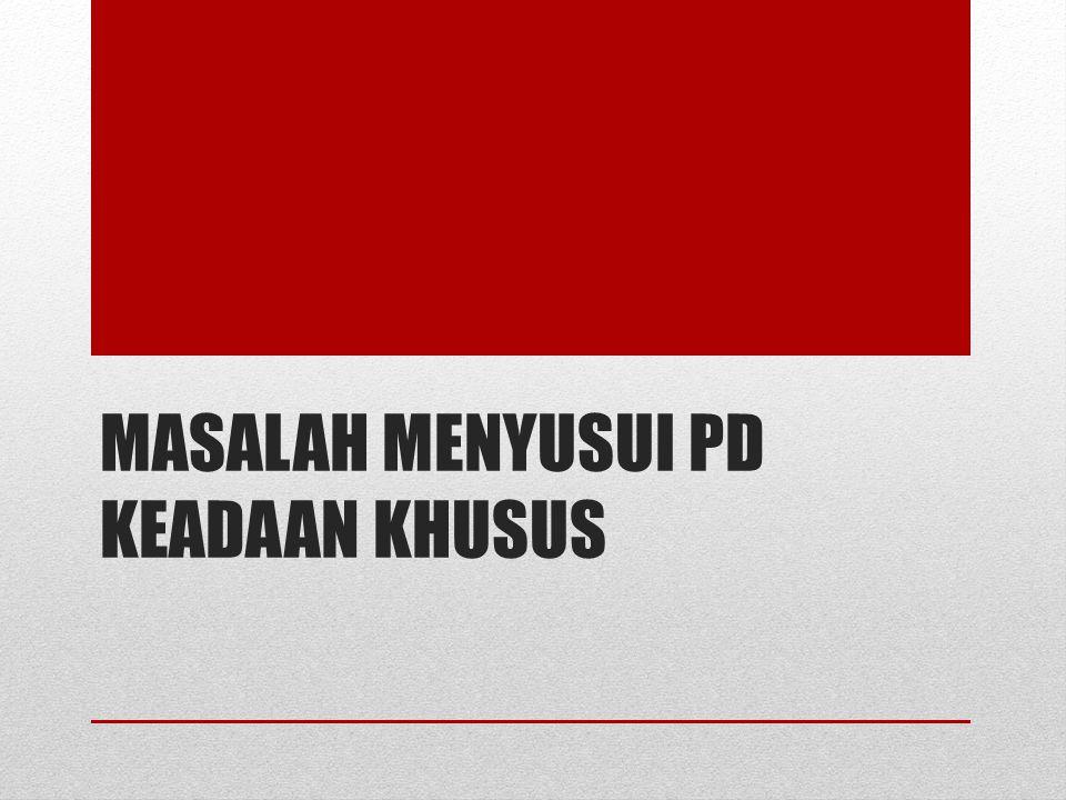 MASALAH MENYUSUI PD KEADAAN KHUSUS