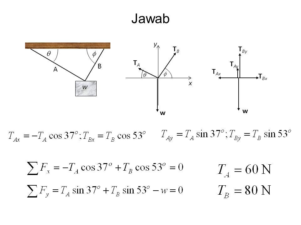 Efisiensi •Pada mesin yang sebenarnya, keberadaan gesekan tidak dapat dihindarkan sehingga F in pada keadaan sebenarnya lebih besar dibandingkan pada keadaan ideal.