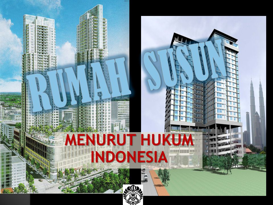 MENURUT HUKUM INDONESIA
