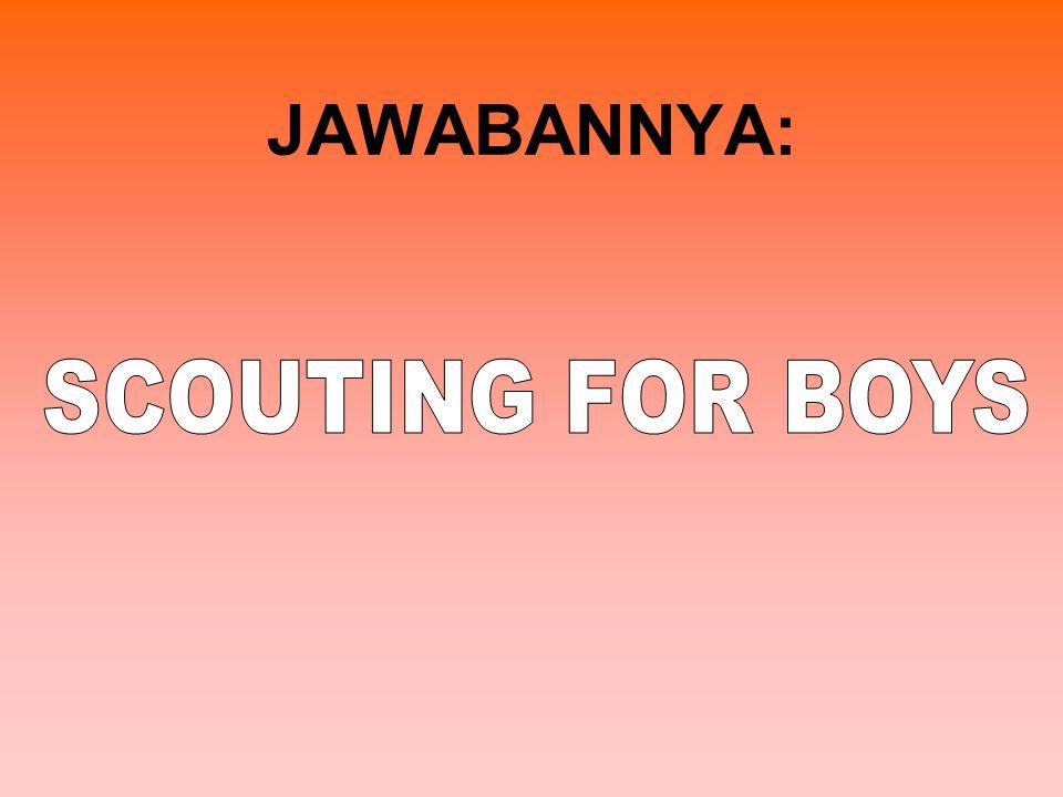 JAWABANNYA: