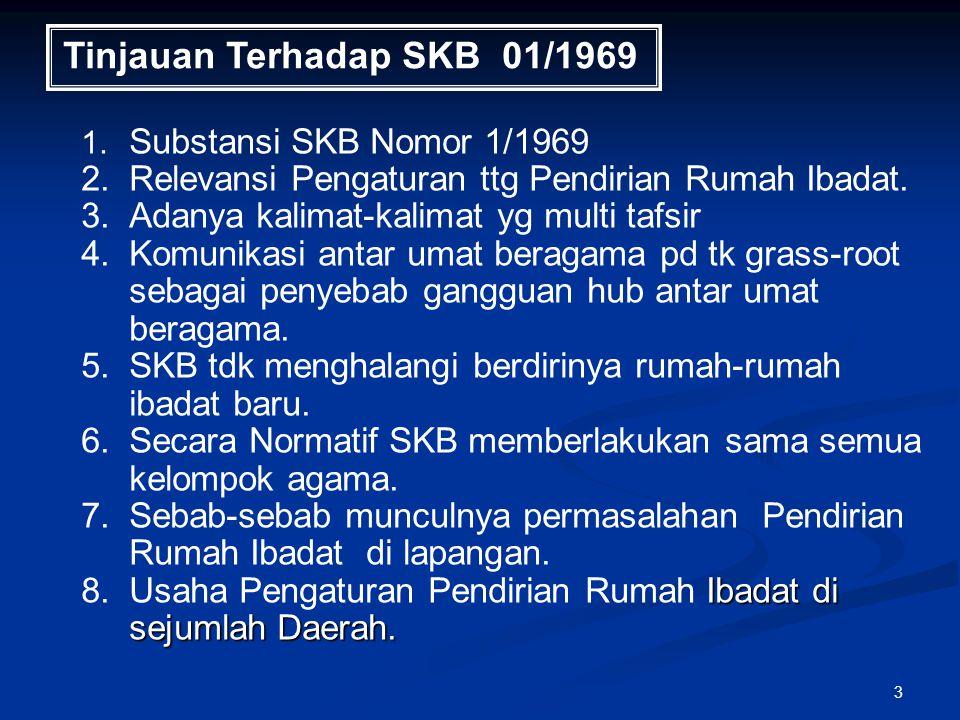 4 Substansi SKB 01/1969 a.