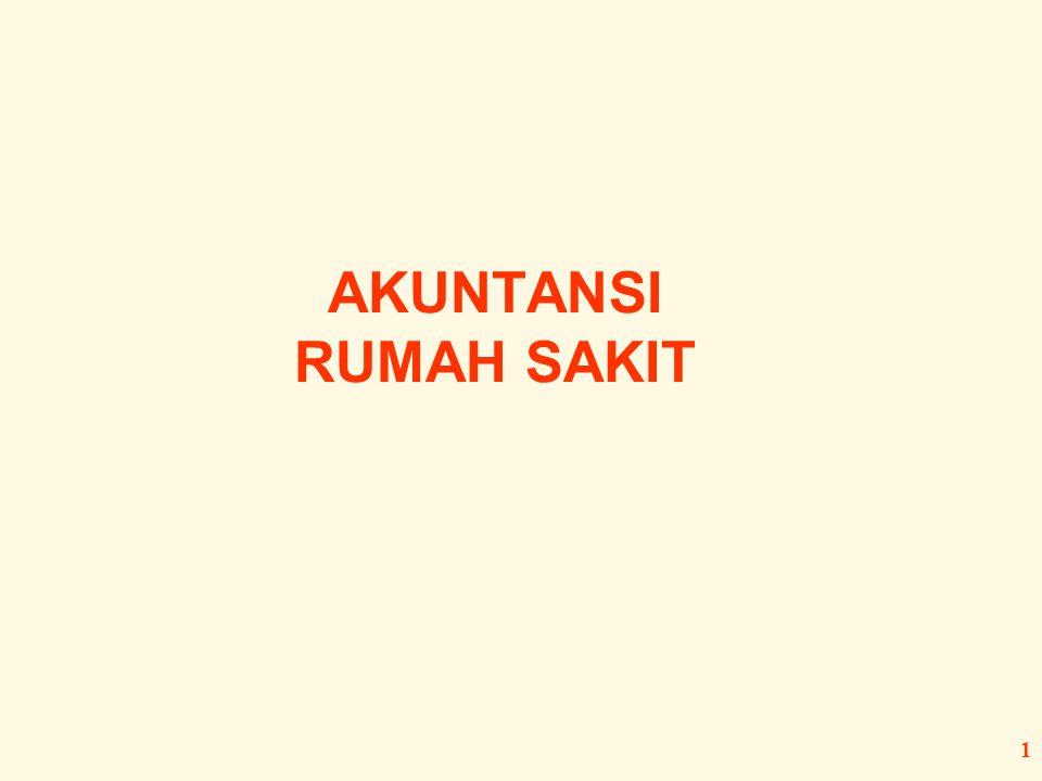 2 Akuntansi RS di Indonesia.