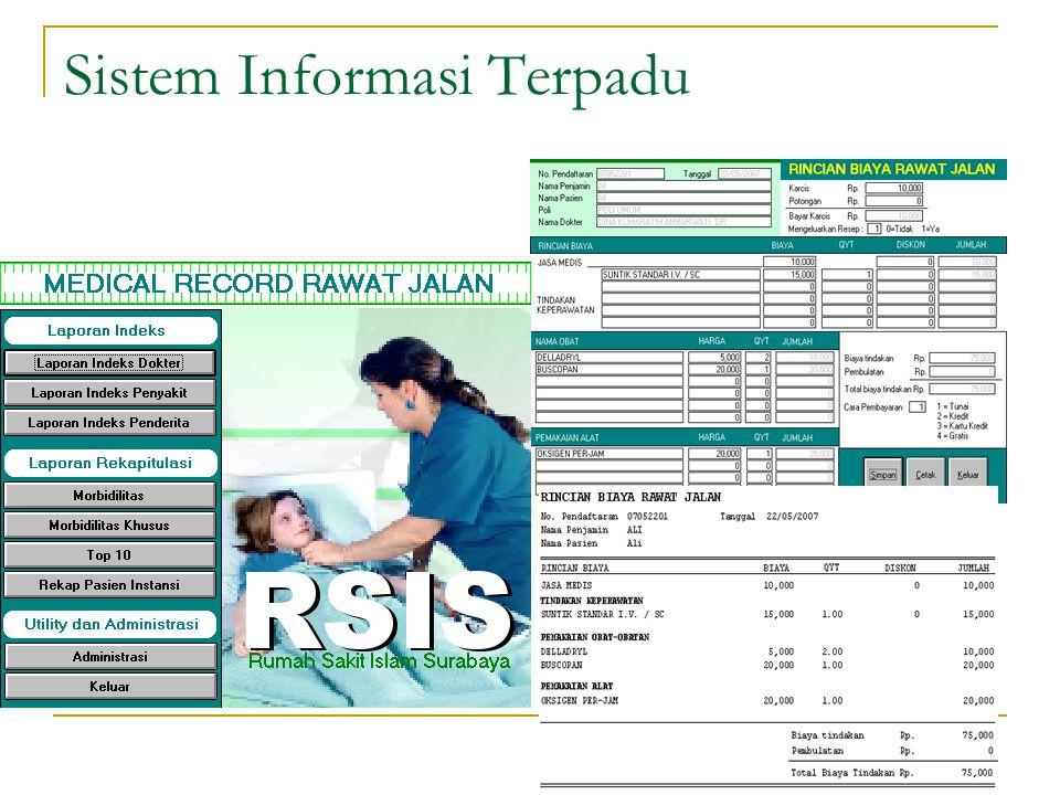 Sistem Informasi Terpadu