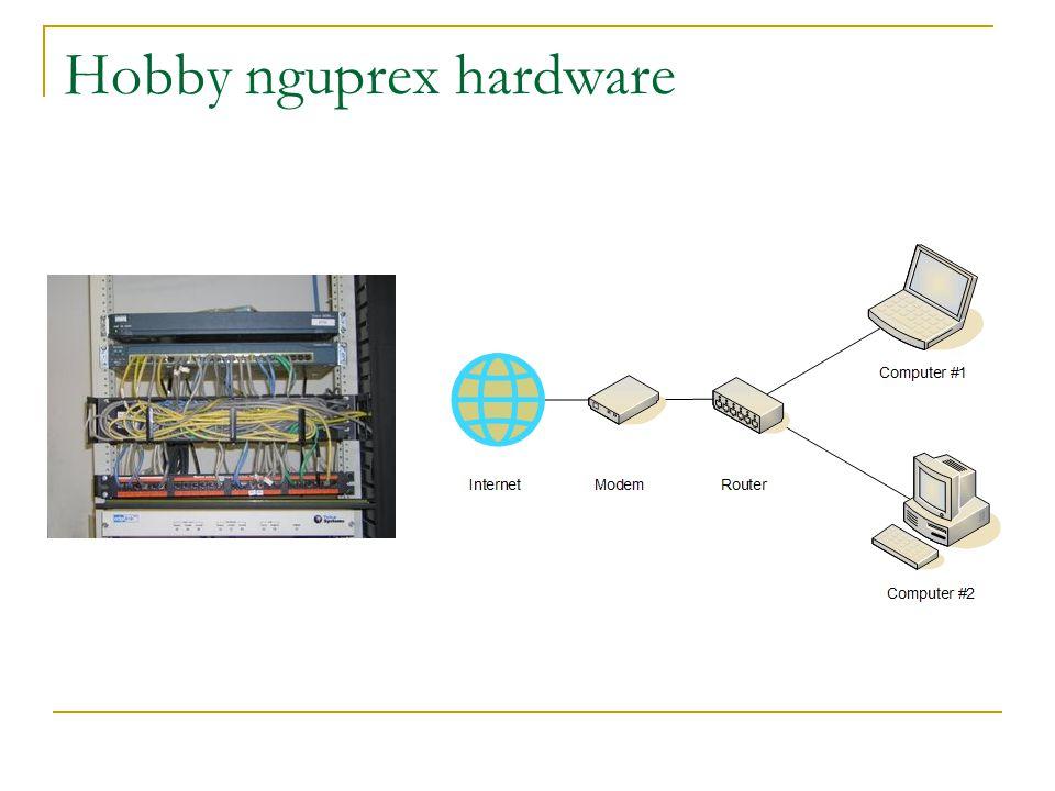 Hobby nguprex hardware