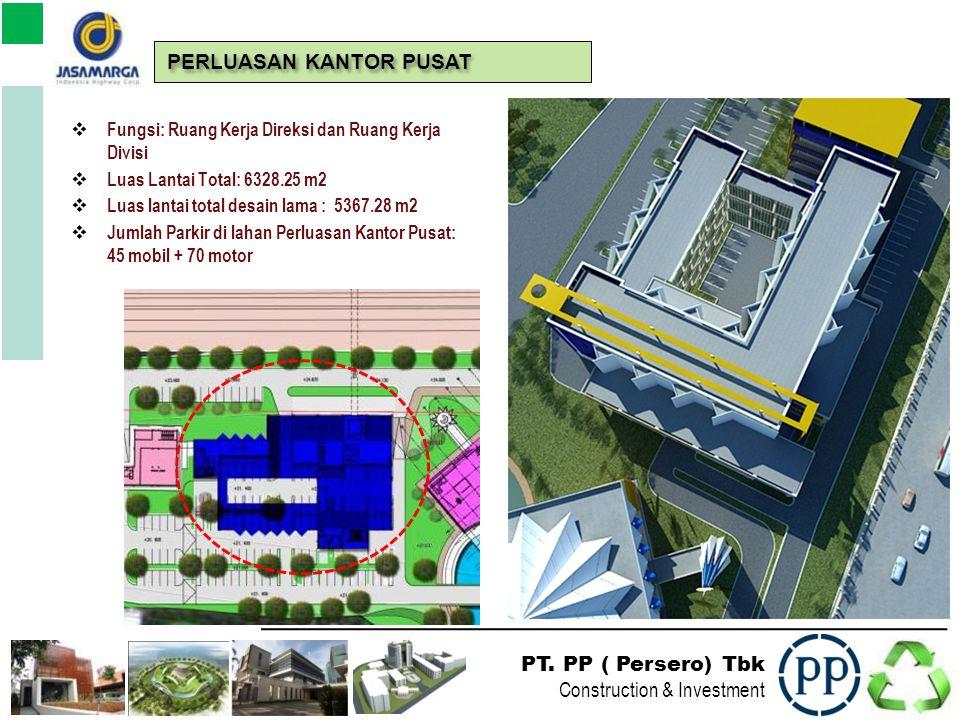 PT. PP ( Persero) Tbk Construction & Investment MESJID