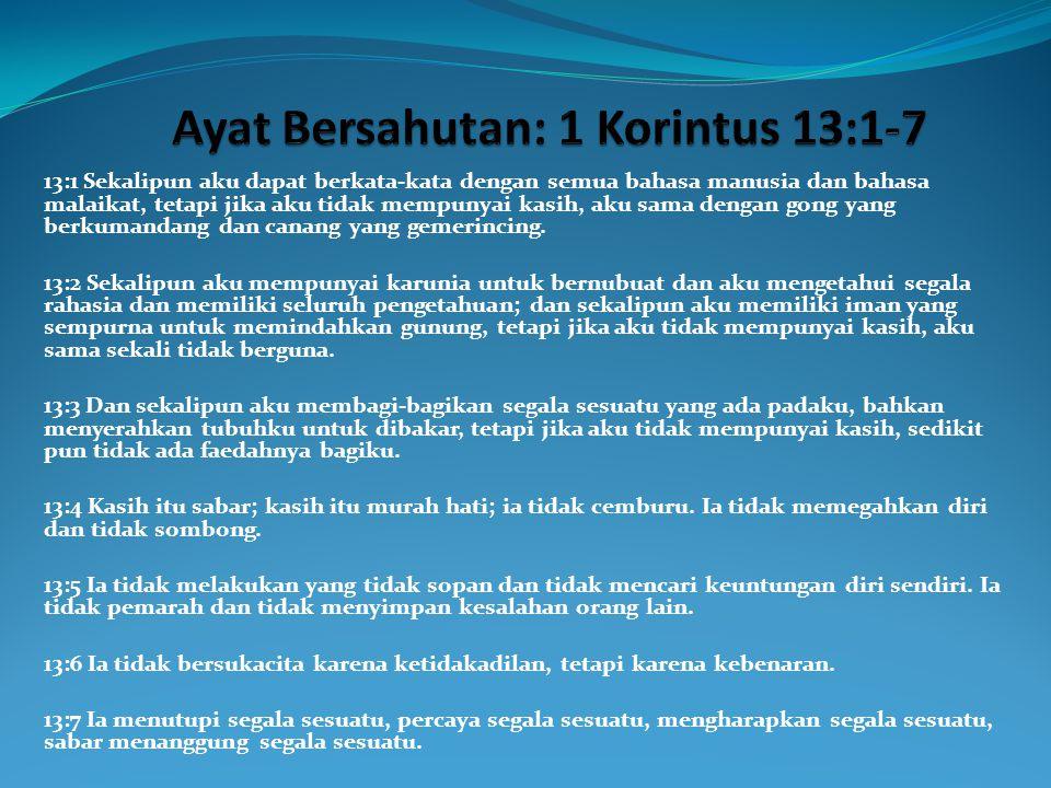 MATIUS 7:24-27  Apa yang dikatakan oleh ayat ini sehubungan dengan pernikahan.