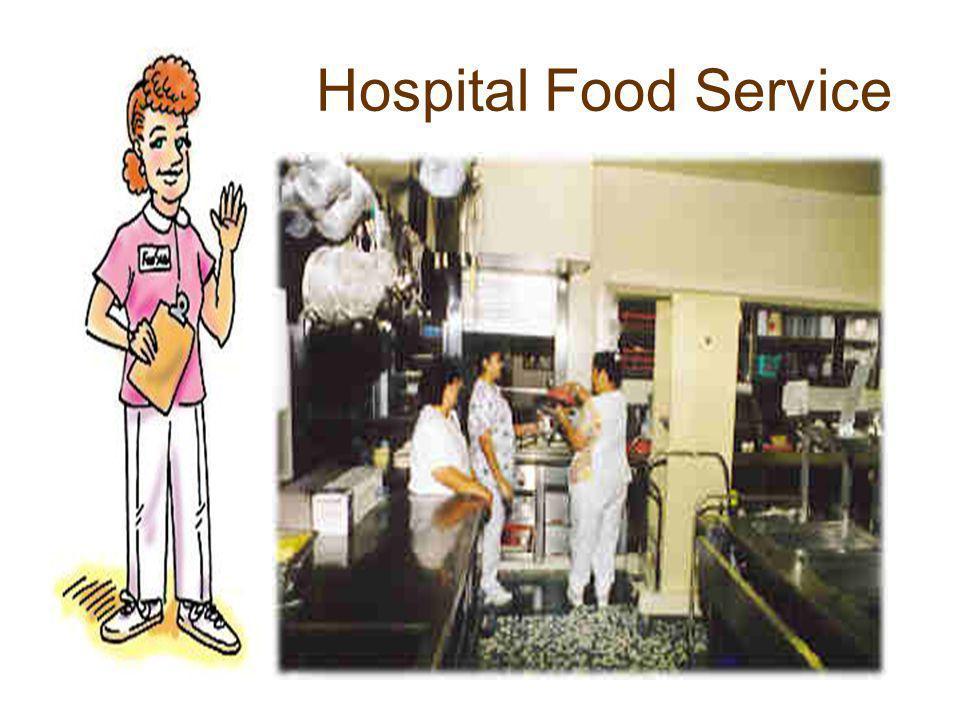 Hospital Food Service
