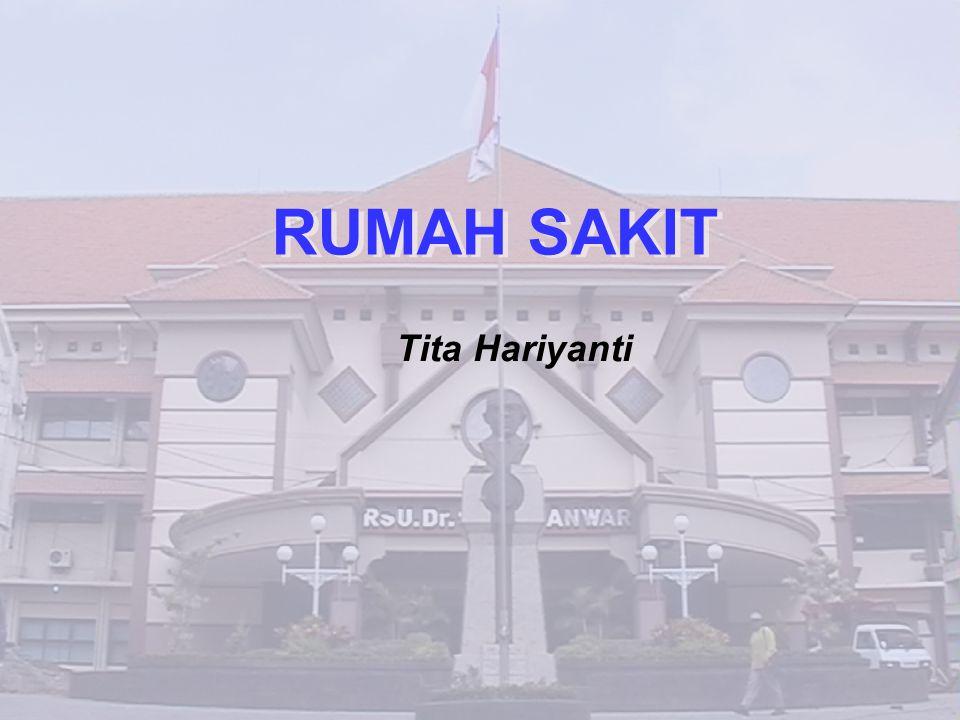 RUMAH SAKIT Tita Hariyanti
