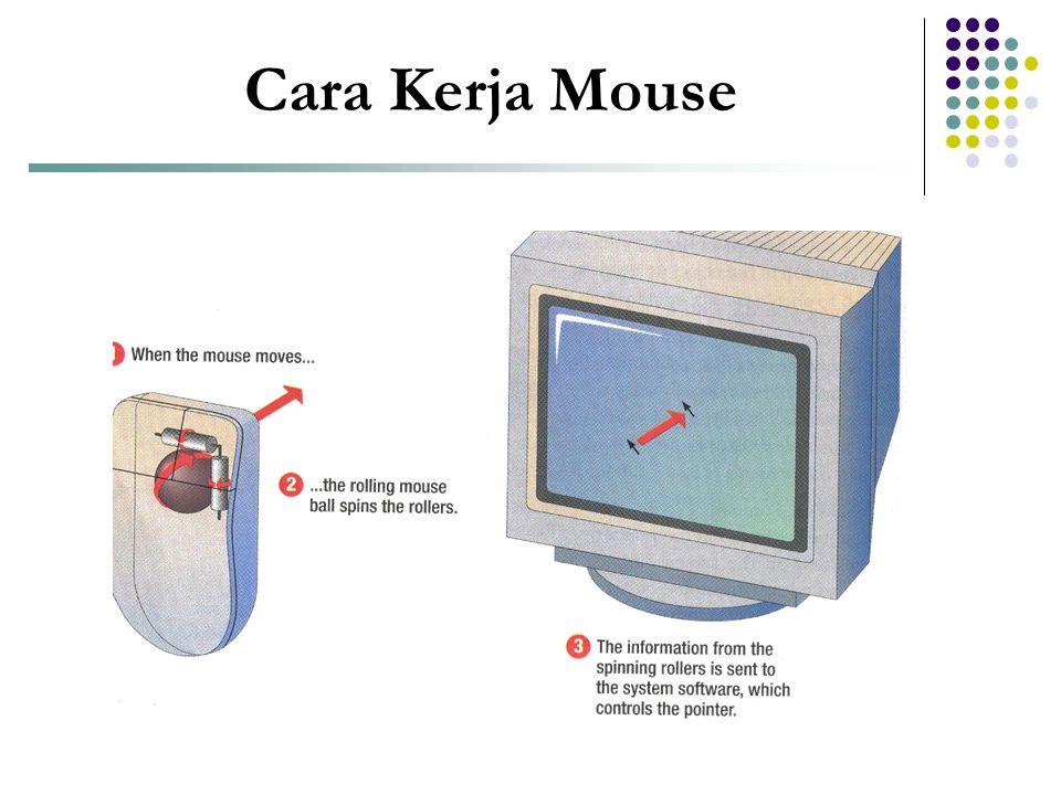 Cara Kerja Mouse