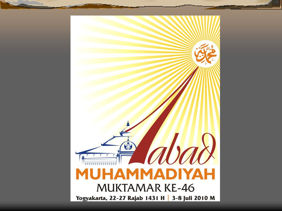 PENDIRI MUHAMMADIYAH Muhammadiyah didirikan oleh K.H.