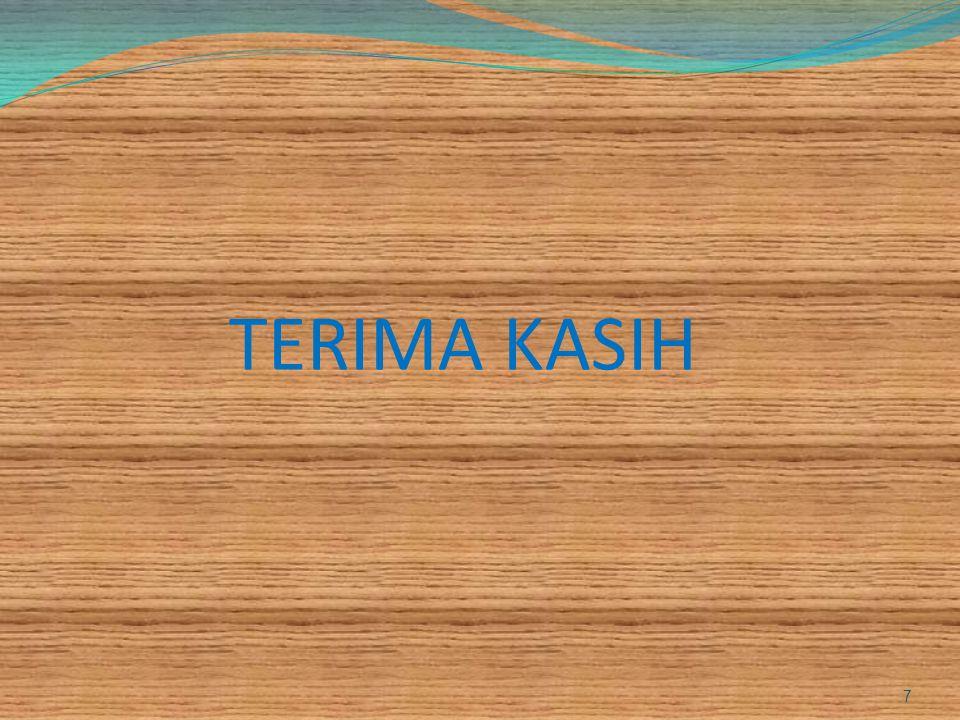 TERIMA KASIH 7