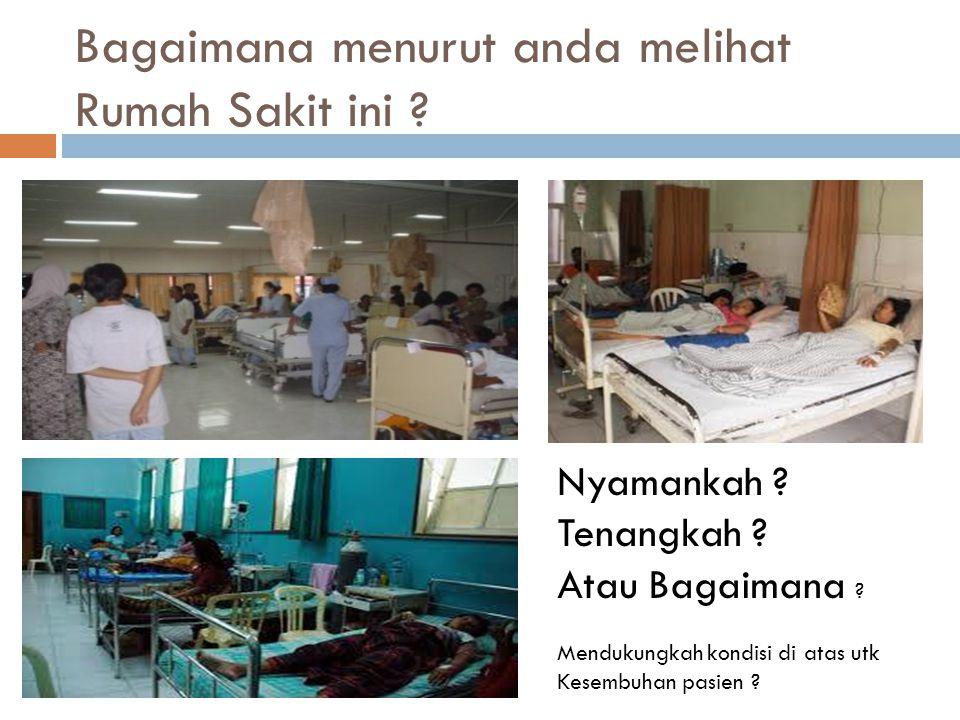 Struktur Rumah Sakit  RS adalah organisasi sangat otoriter/militer  Semua perintah/instruksi  hrs dijalankan tanpa kecuali, Asumsinya :menyangkut hidup/mati pasien.