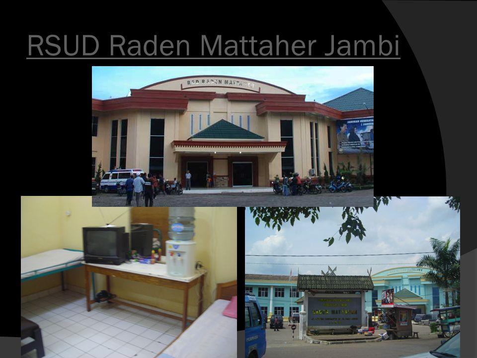 RSUD Raden Mattaher Jambi