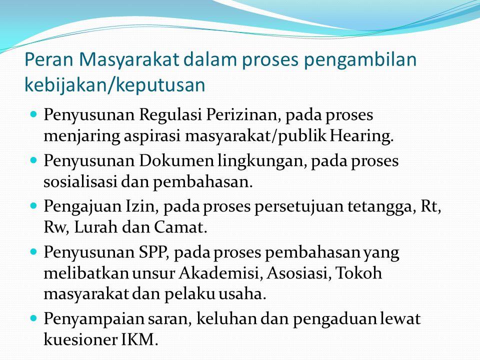 """ Dinas Perizinan Kota Yogyakarta bertekat melayani masyarakat dengan Mudah, Cepat, Pasti, Transparan, Adil dan Akuntabel "" (Sendi-sendi Pelayanan Pri"