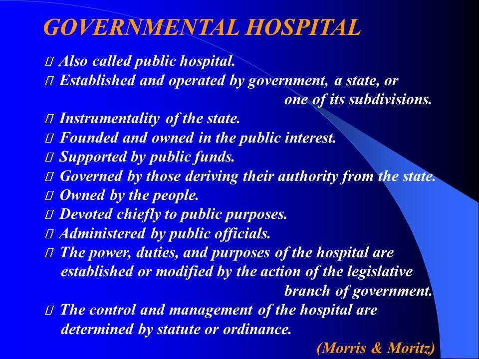 UU No. 44/2009: RS Ps 1 ayat 1: Rumah sakit = institusi yan kes yg menyelenggarakan yan kes perorangan secara paripurna yg menyediakan yan wat inap, w