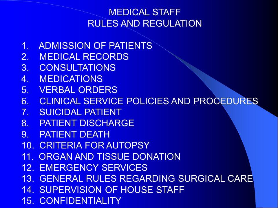 BAB XIX ATURAN PERALIHAN Pasal 39 Sesudah diamandir melalui voting dengan suara terbanyak maka clinical staff bylaws akan menggantikan yang lama dan a